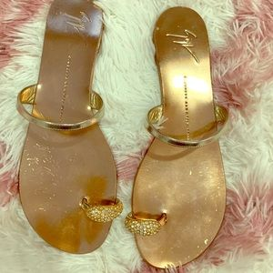 Authentic Giuseppe zanotti sandals